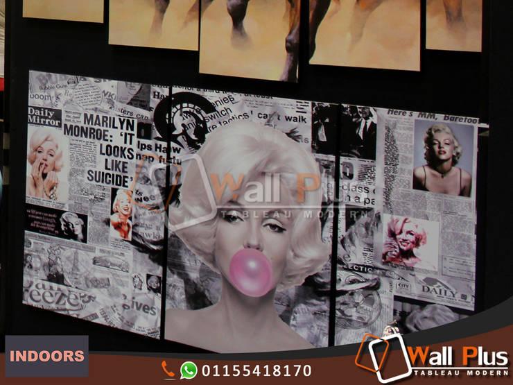 Marilyn Monroe:  غرفة نوم تنفيذ WALL PLUS