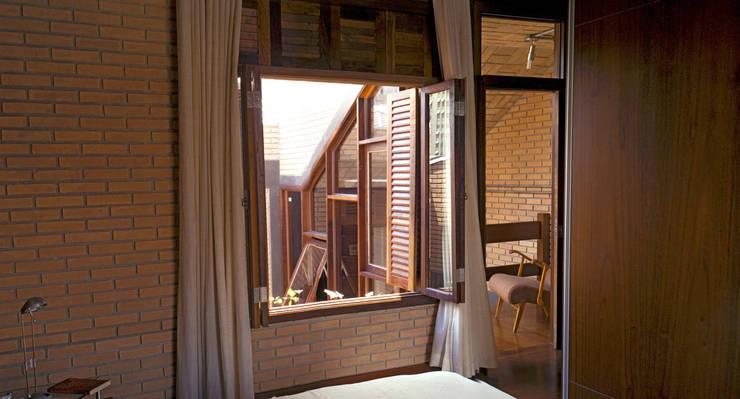 Projekty,  Sypialnia zaprojektowane przez JMN arquitetura
