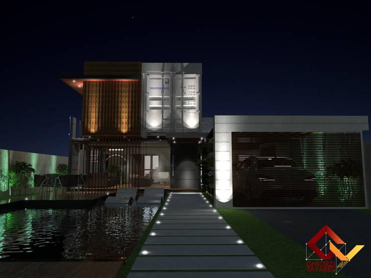 Passive house by GhiorziTavares Arquitetura