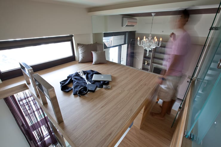 Modern style bedroom by 齊禾設計有限公司 Modern
