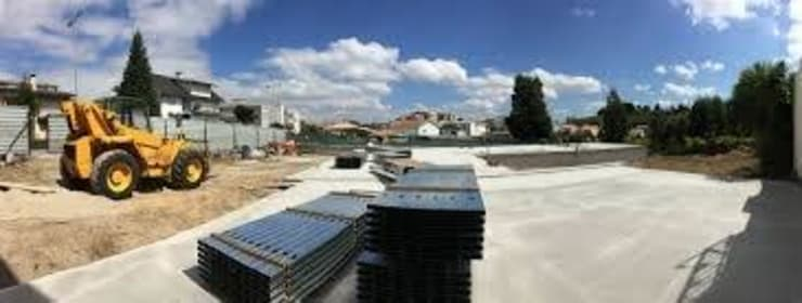 CONSTRUÇÃO EM AÇO (LSF) - Na Vanguarda dos Sistemas Construtivos: Casas  por Decorvisão | Sistemas de Remodelação e Construção LSF