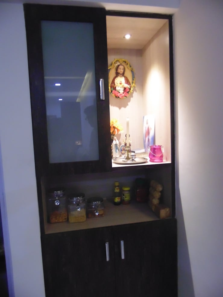 IMPERIUM BALEWADI: modern Dressing room by decormyplace