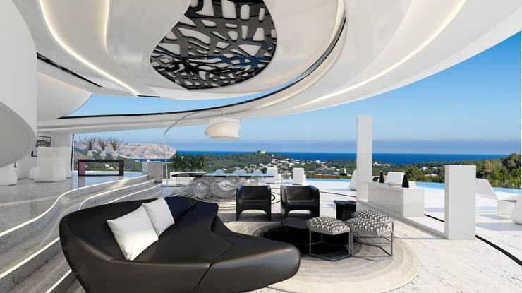 Living room by Miralbo Urbana S.L.