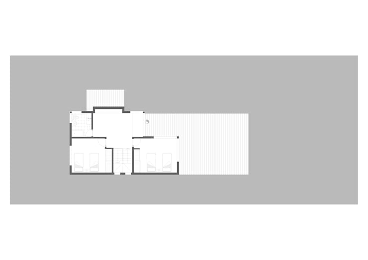 CASA AV – CINCO SALTOS – RIO NEGRO: Casas unifamiliares de estilo  por Arq. Vieyra,