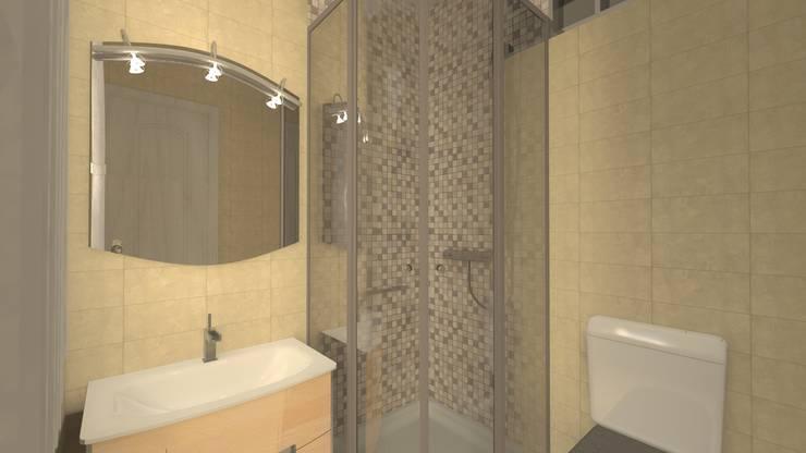 Bathroom by Sergio Nisticò