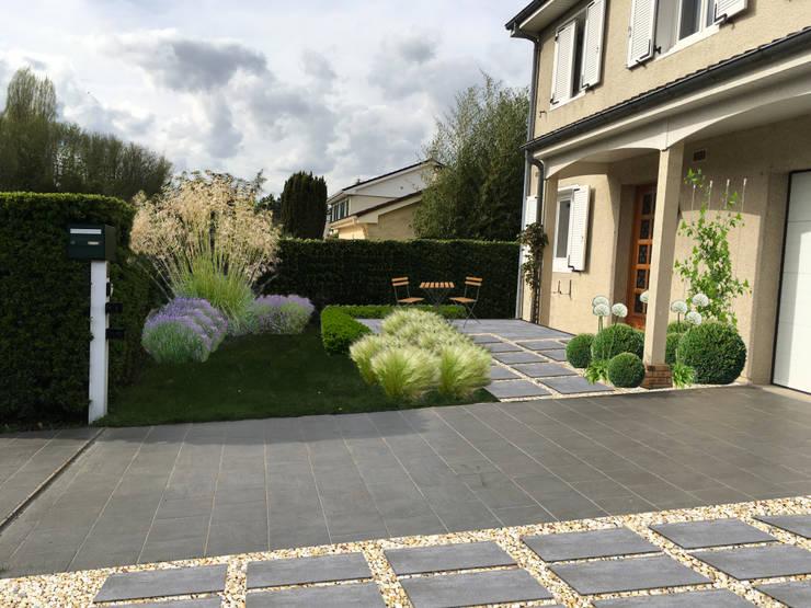 حديقة تنفيذ Sophie coulon - Architecte Paysagiste