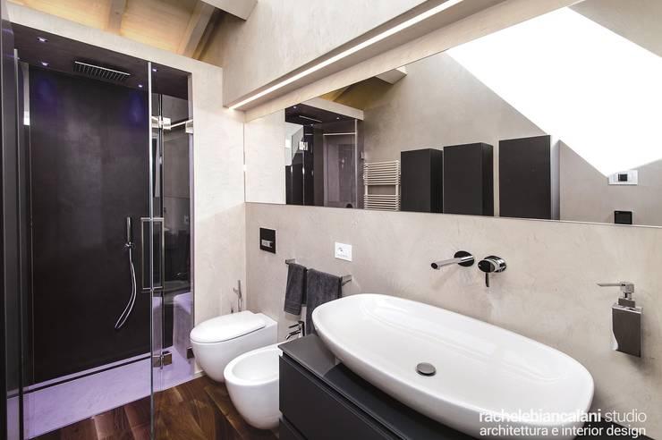 حمام تنفيذ Rachele Biancalani Studio - Architecture & Design