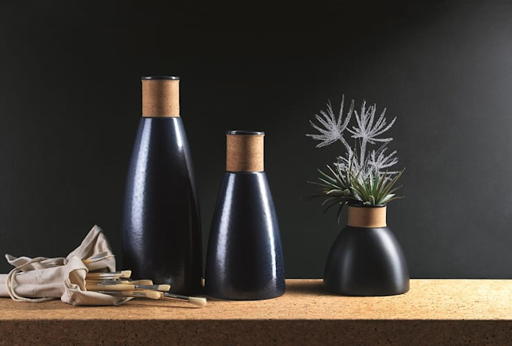 Monochrome: Casa  por Arfai Ceramics Portugal