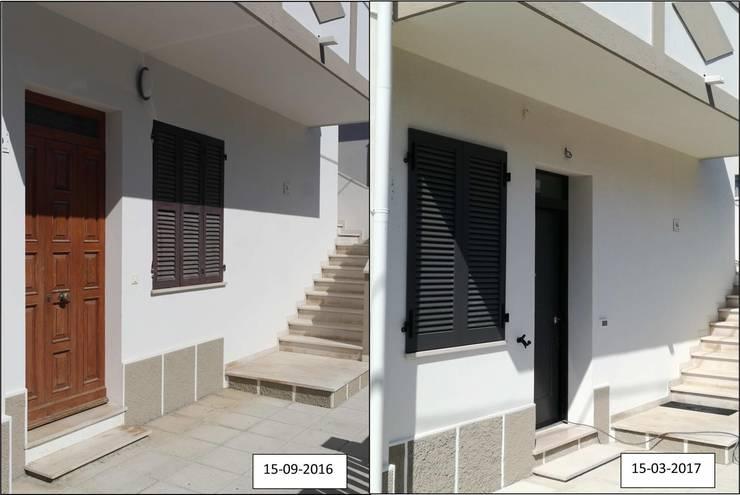 Casas de estilo  por Luigi Verdini