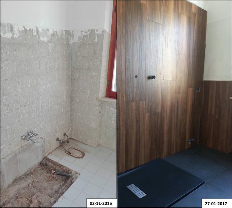 Baños de estilo  por Luigi Verdini