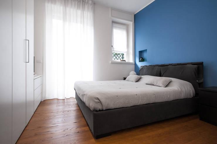 modern Bedroom by Chantal Forzatti architetto