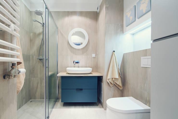 Phòng tắm by SUMA Architektów