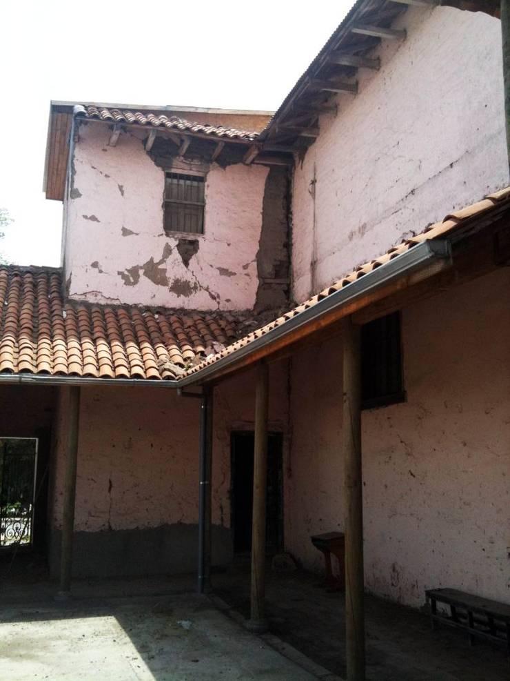 Restauracion Iglesia El Olivar:  de estilo  por SurTierra Arquitectura