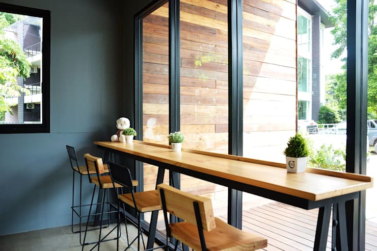 Interior landscaping by Add-con Architect