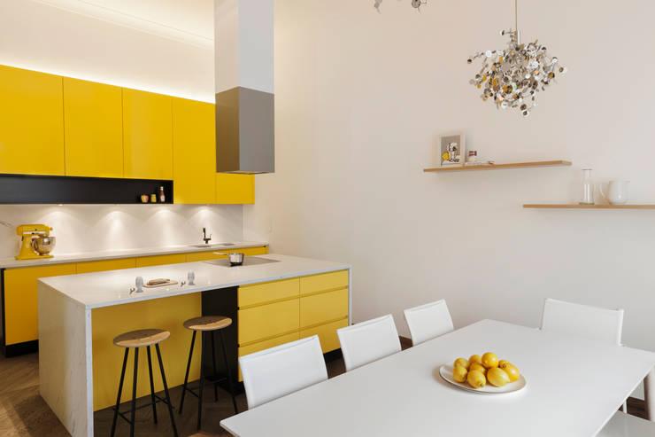 廚房 by Patricia Tschen