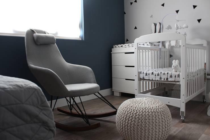 غرف الرضع تنفيذ D.I. Pilar Román