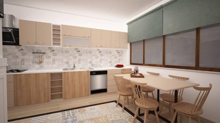 廚房 by homify