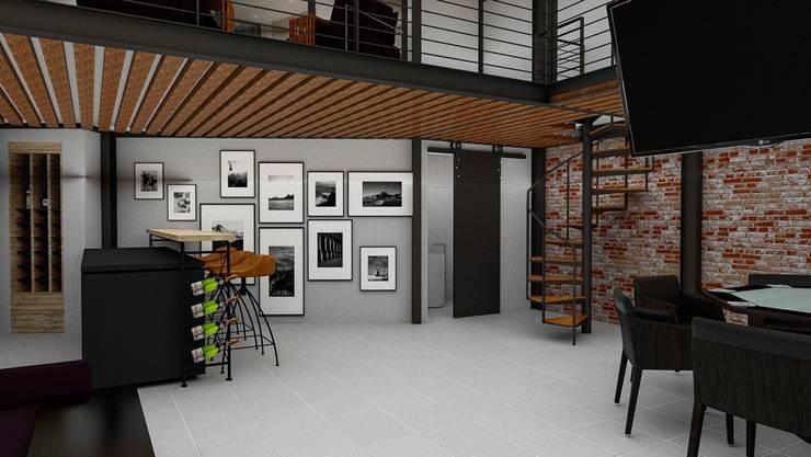 Estudios y oficinas de estilo  por homify