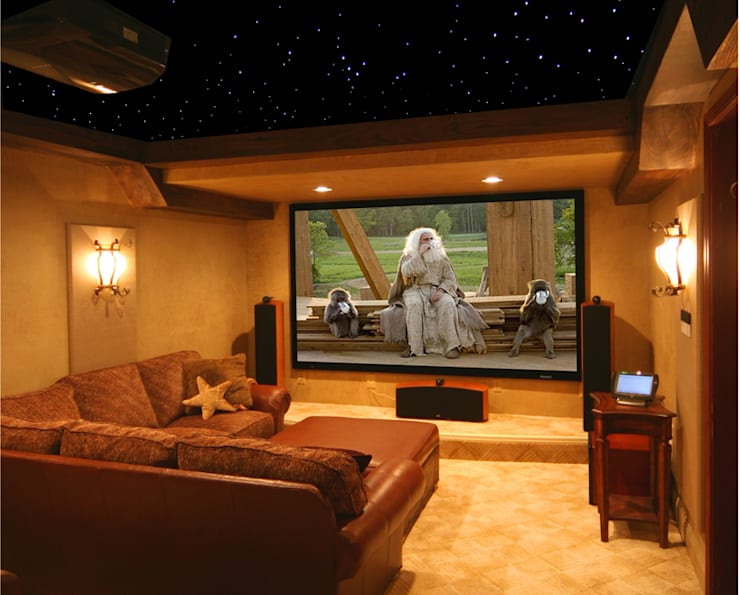 Residential Home Theatre & Surround System Setup:   by DStv Installation Joburg