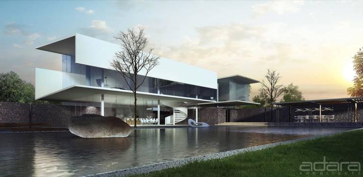Graha A3-9:  Rumah tinggal  by Adara Architects