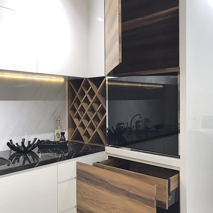 showroom:  Kitchen by renne design