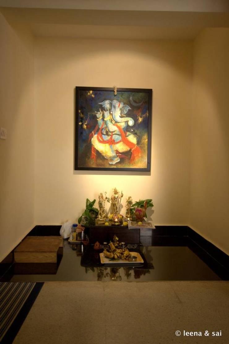 Captain Vijendra—Renovation:  Artwork by Sandarbh Design Studio