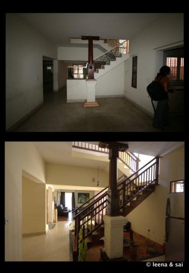 Captain Vijendra—Renovation:   by Sandarbh Design Studio