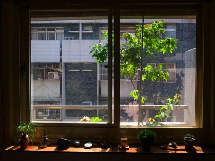 風景‧私宅:  窗 by EO design studio