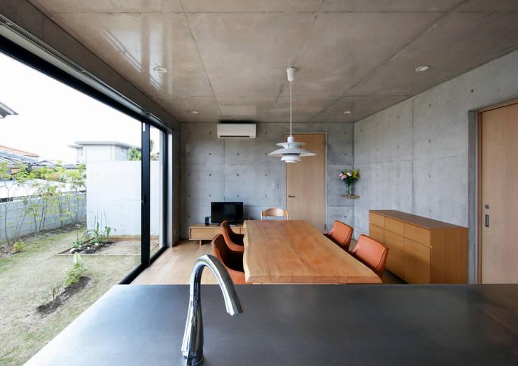 Dapur oleh atelier m