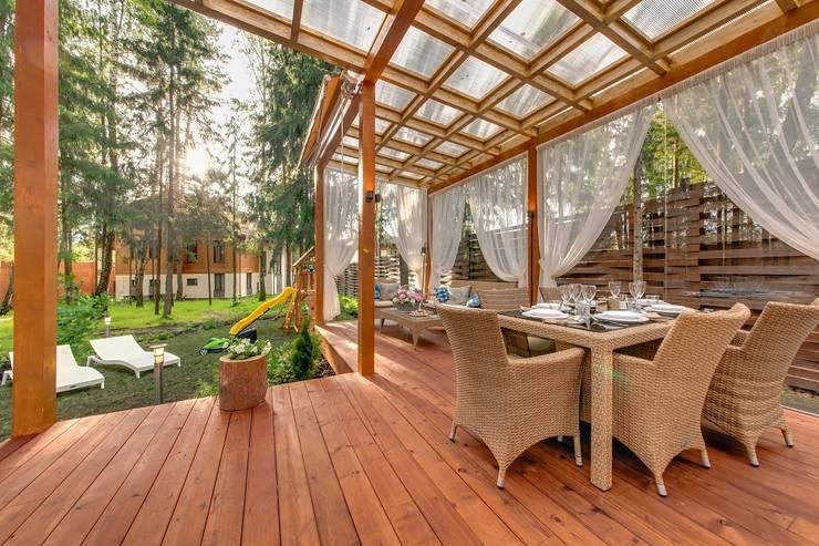 modern Garden by Anastasia Yakovleva design studio