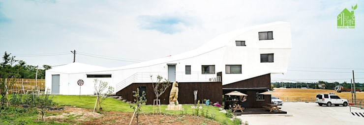 [GIP] Happy Owl House: GIP의  주택