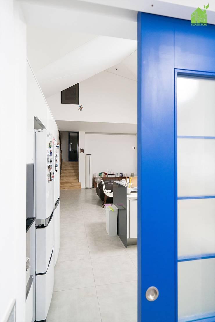 [GIP] Happy Owl House: GIP의  복도 & 현관