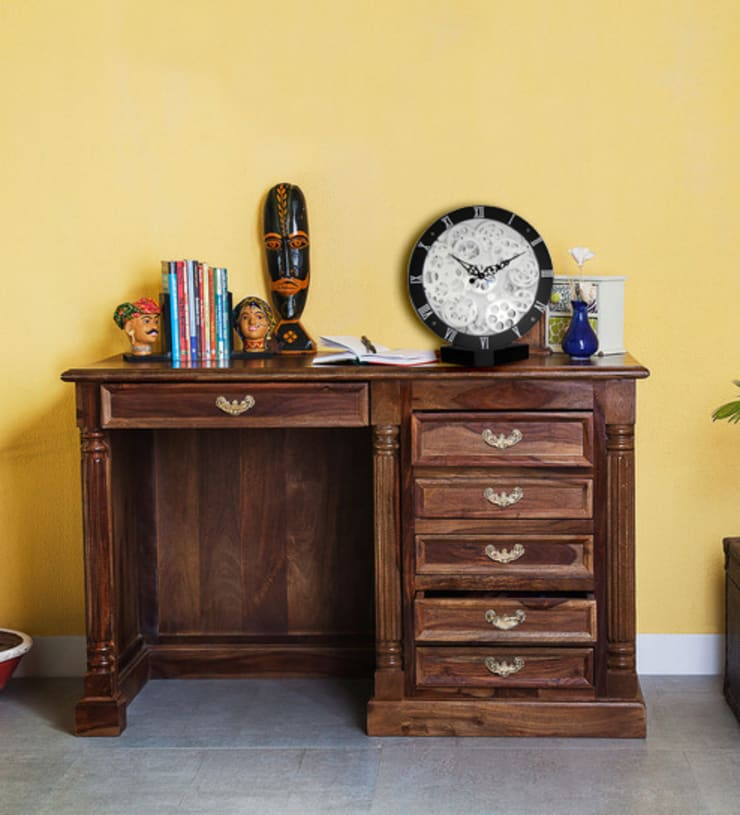 Kairos Antique Bell The Seat Gear:  Living room by Just For Clocks