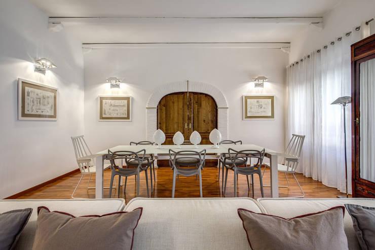 غرفة السفرة تنفيذ Studio Guerra Sas
