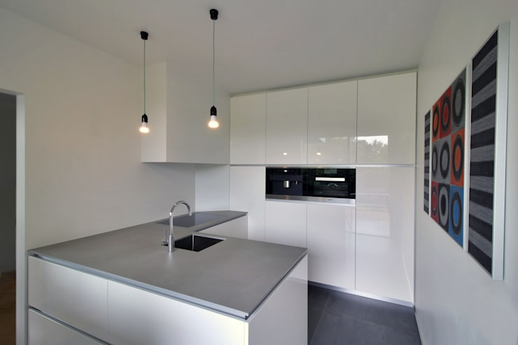 interieur C te Klimmen:  Keuken door CHORA architecten