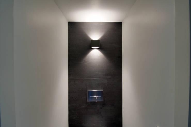 interieur C te Klimmen:  Badkamer door CHORA architecten, Modern