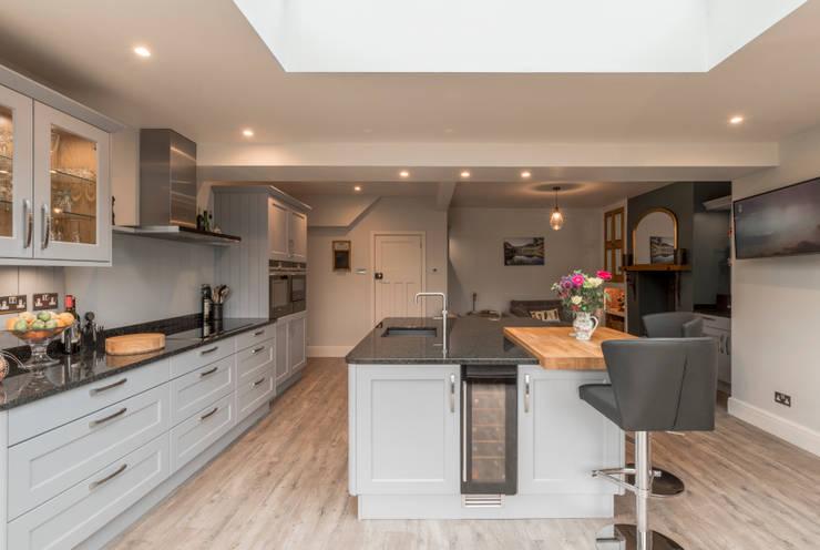 Projekty,  Kuchnia zaprojektowane przez John Gauld Photography