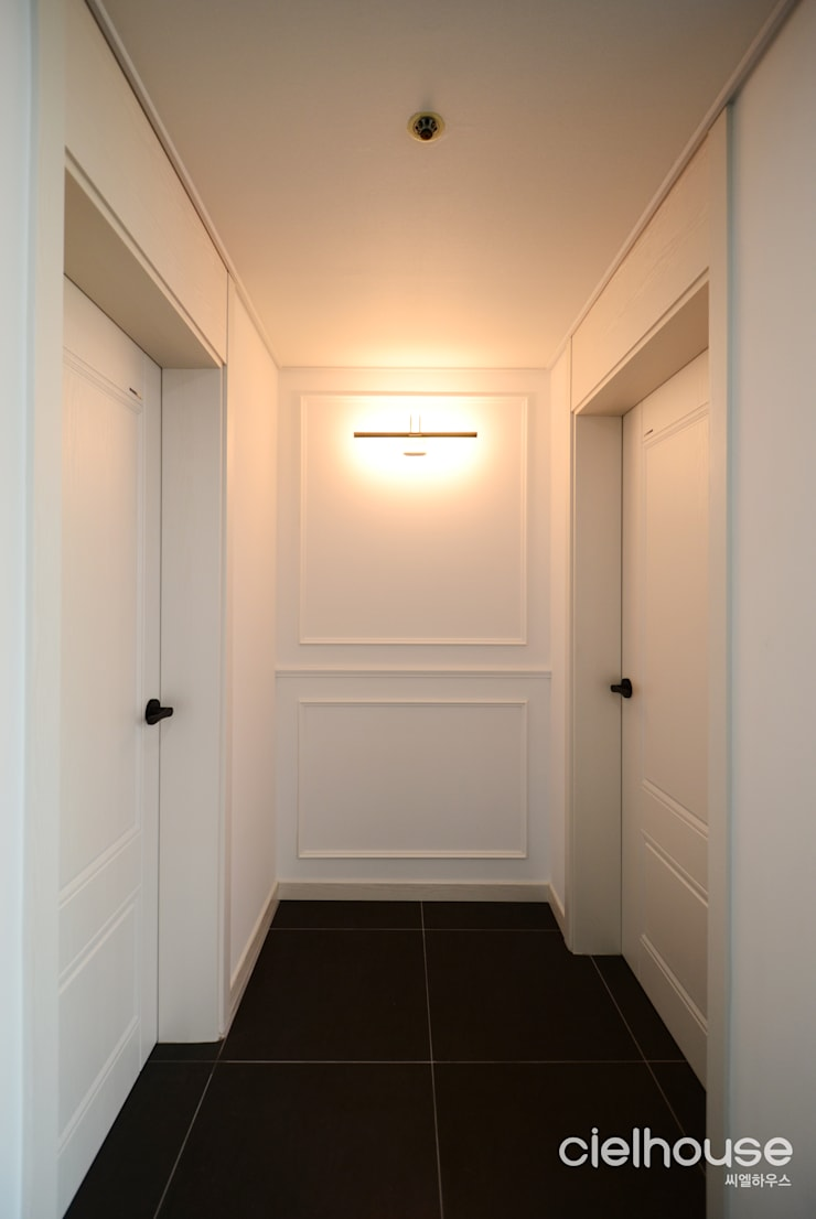 심플 엣지의 미니멀한 인테리어 – 전주시 효자동 대림아파트 인테리어: 씨엘하우스의