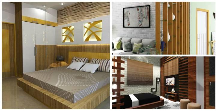 Dormitorios de estilo clásico por homify