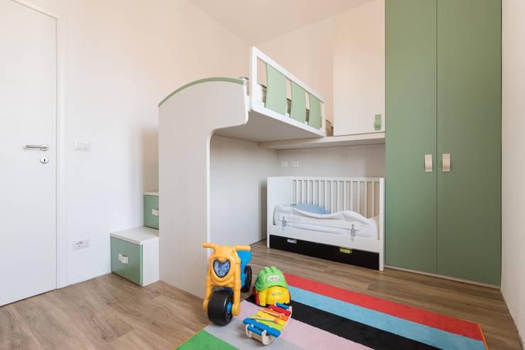 غرفة الاطفال تنفيذ Officine Liquide