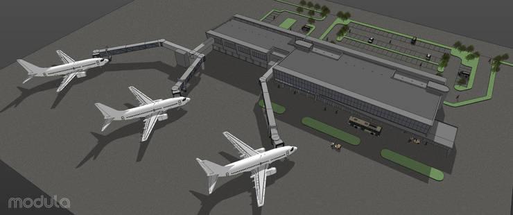 -:  Lapangan terbang by MODULA