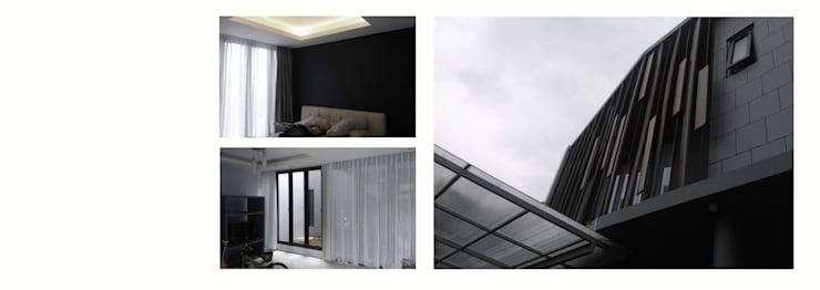 Yanalutfi Haus:   by Monuspace Architect