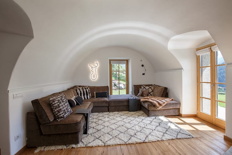 Enjoyable Vault House Von Bearprogetti Architetto Enrico Bellotti Download Free Architecture Designs Scobabritishbridgeorg