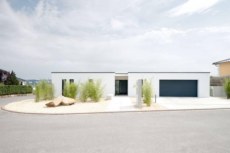 Projekty,  Bungalow zaprojektowane przez wir leben haus