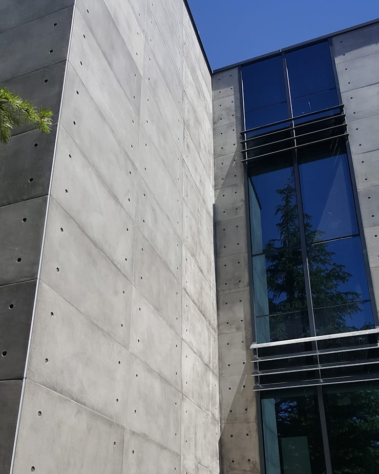 Custom made Concrete Tile Block only @CRETOX // Haute Couture Concrete Panel Solutions:  Walls & flooring by NETEREN | Decorative Wall Panels