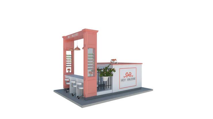 Imagen de proyecto: Shoppings y centros comerciales de estilo  por Lacerra Arquitectura,
