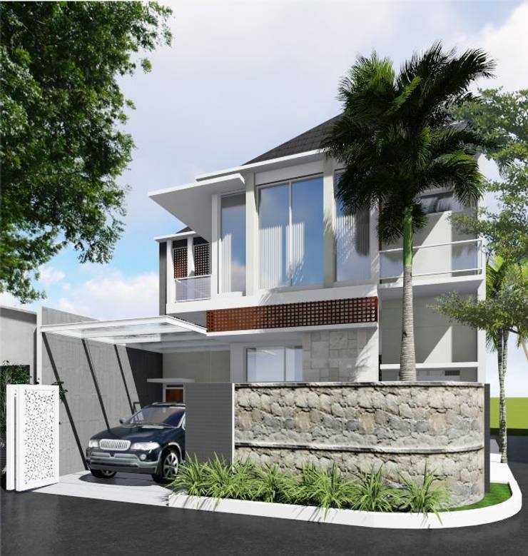 Rumah Tinggal :  Rumah by Idealook