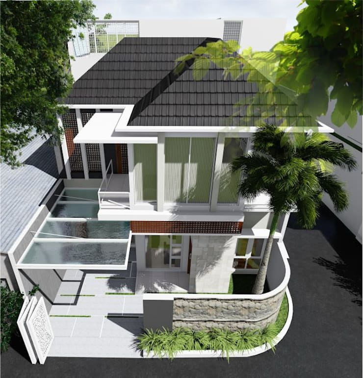 Rumah Tinggal :  Rumah tinggal  by Idealook