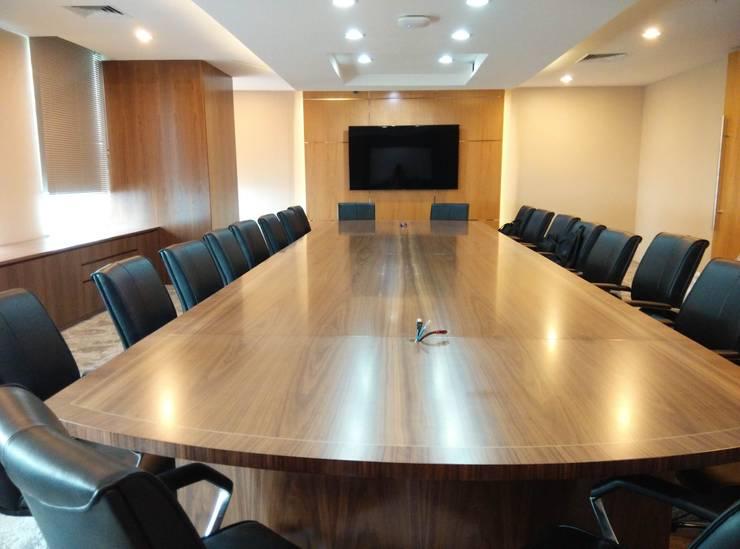 Meeting Room:  Ruang Kerja by ADEA