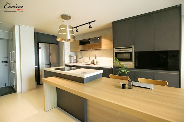 Built-in kitchens by cocina
